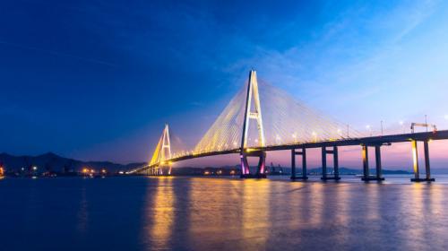 Bay to Bay | Bridging China, Connecting The World