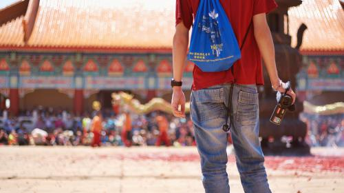 Are Chinese Companies neglecting Western Social Platforms?