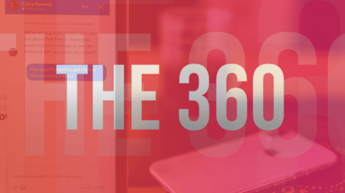 The 360 EP 03: Chatbots in Crisis Comms