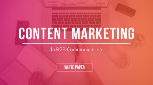 LEWIS Guide | Content Marketing in B2B Communication