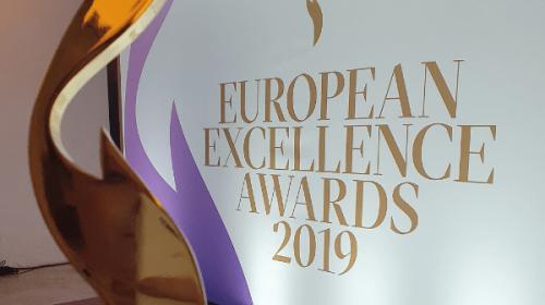 LEWIS wint bij European Excellence Awards 2019