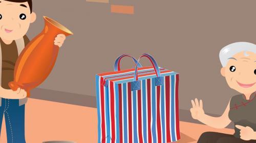 Preisverhandlung mit dem Kunden