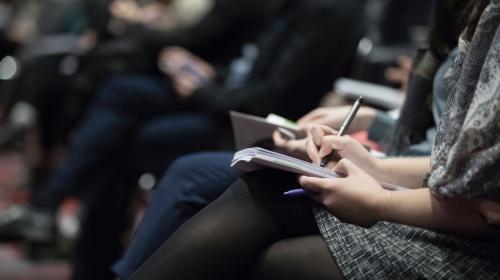 Ein PR-Blick auf Kundenkonferenzen