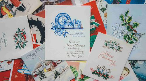Weihnachtskarten für Unternehmen im Test