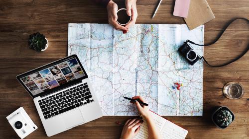 Social Media in der Reisebranche