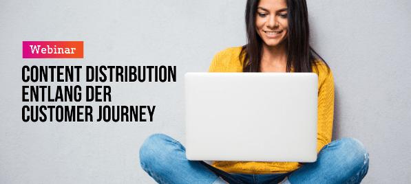 Webinar zu Content Marketing
