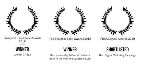 LEWIS-Award-Auszeichnungen-Business-Continuity-Marketing