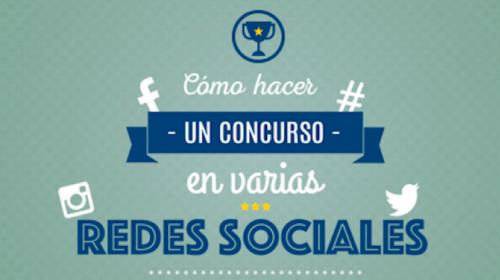 10 pasos para hacer concursos en redes sociales