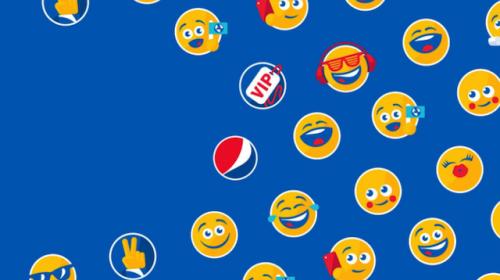 Pepsi aprovecha el día del emoji para lanzar su campaña social media