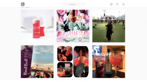 Cómo Red Bull triunfó en Instagram con el hastag #thissummer