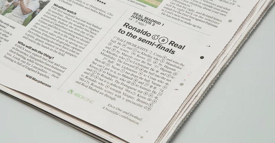 campaña Fifa Xbox