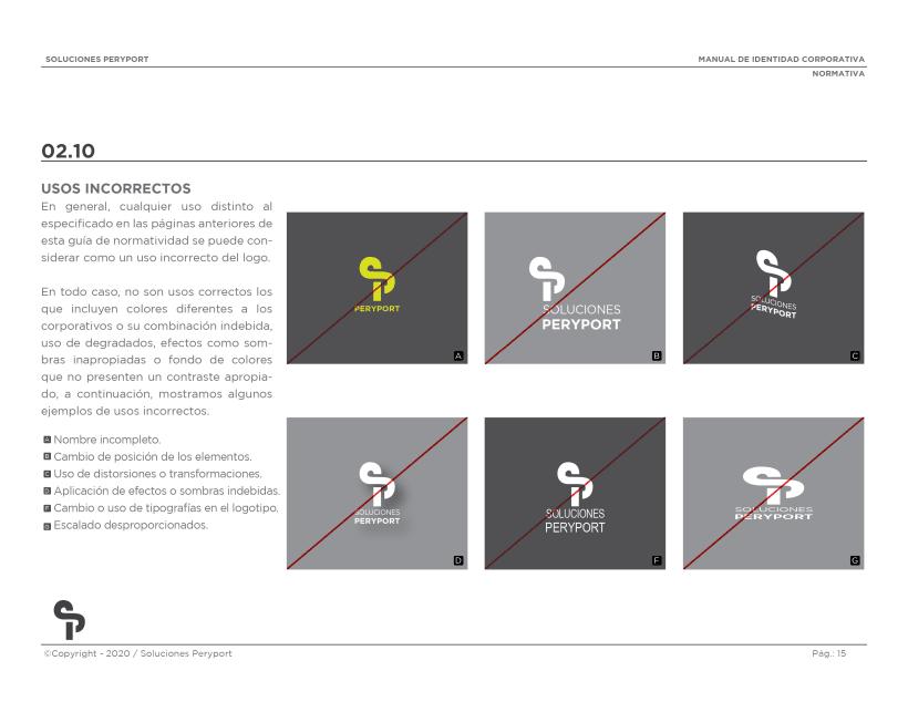 errores de un manual de identidad corporativa