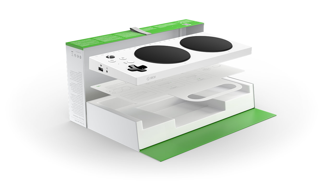campaña xbox packaging
