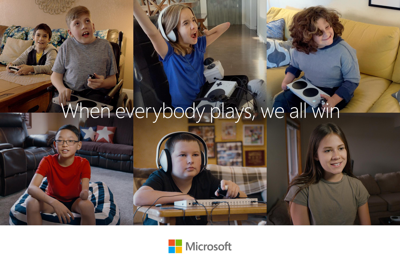 : campaña publicitaria videojuegos Xbox