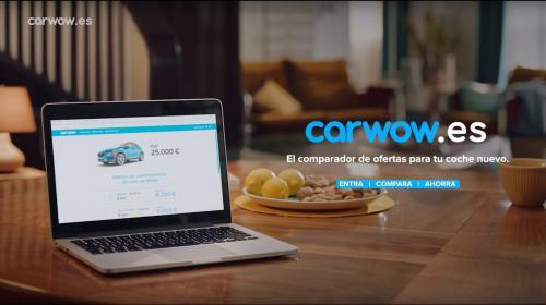 Carwow elige a TEAM LEWIS para desarrollar su estrategia de relaciones públicas en España