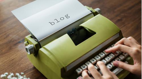 Le Blog, indissociable du monde des RP