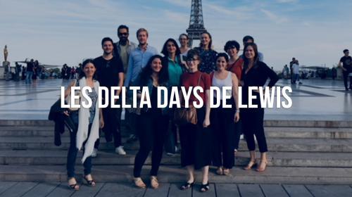 Les delta days chez LEWIS !