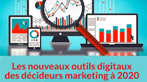 Quels outils digitaux marketing d'ici à 2020 ?