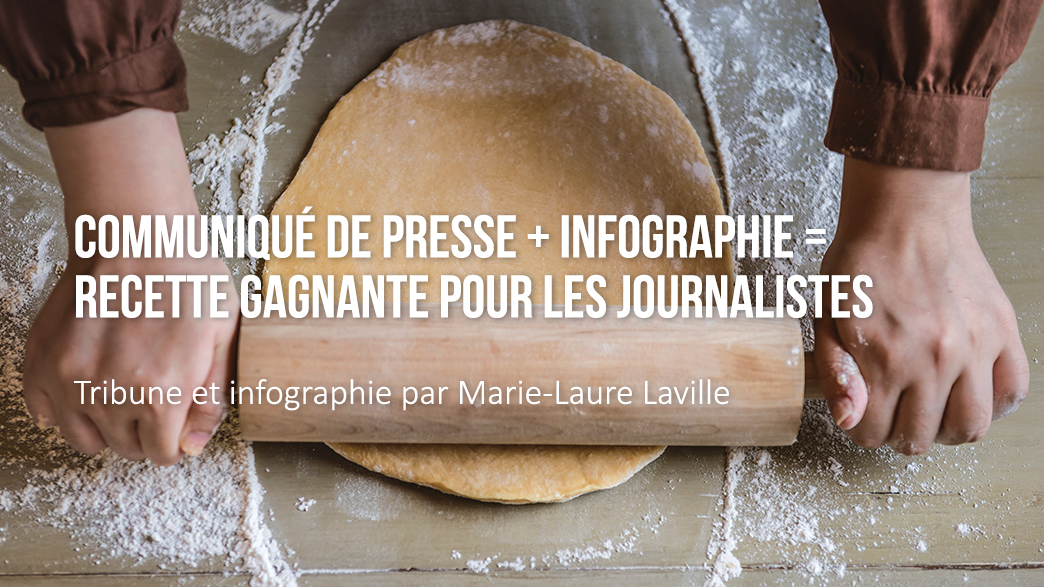 cp et infographie une recette gagnante pour les journalistes