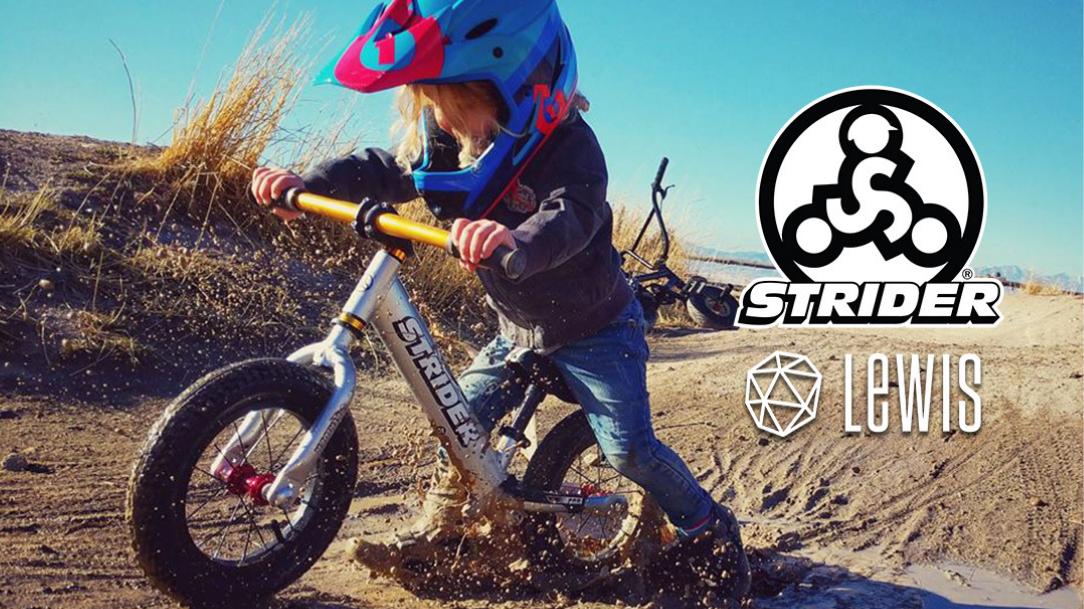 Strider Bikes - win