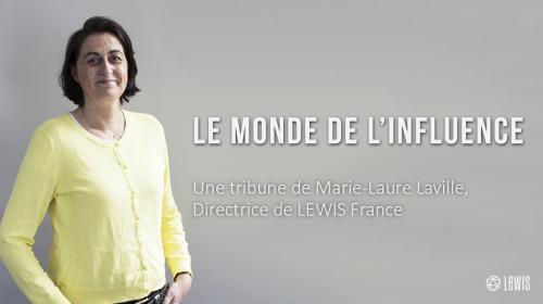 Le monde de l'influence par Marie-Laure Laville