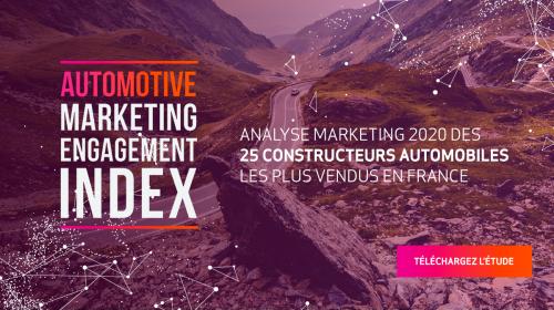 Automotive Marketing Engagement Index 2020