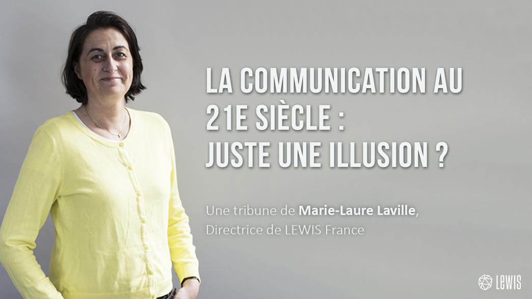 la communication au 21e siècle - une illusion ?