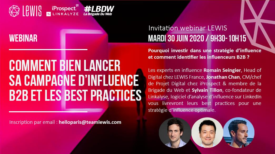 Invitation_webinar_LEWIS_influenceB2B