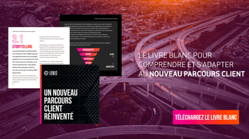 Livre Blanc | Un Nouveau Parcours Client Réinventé