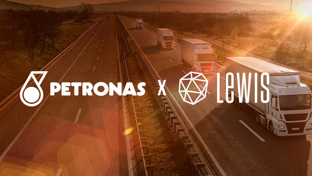PETRONAS lubricants International choisit LEWIS pour accompagner sa marque à l'international