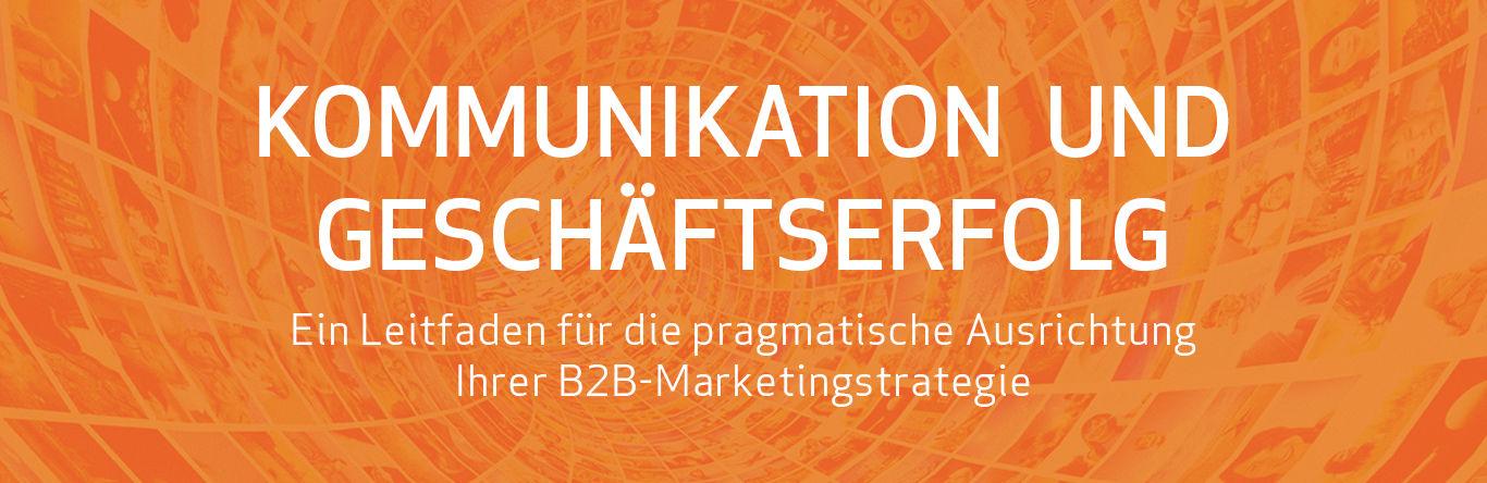 Kommunikations und Geschäftserfolg B2B