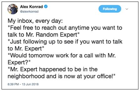 Mr Random Expert