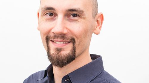 Danilo Crocetto nell'area Digital Marketing LEWIS