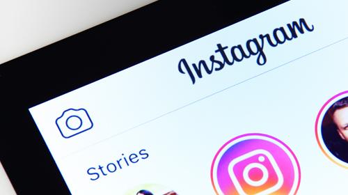 Instagram update: sticker quiz