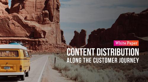White paper: Content distribution nel customer journey