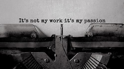 Passione nel lavoro