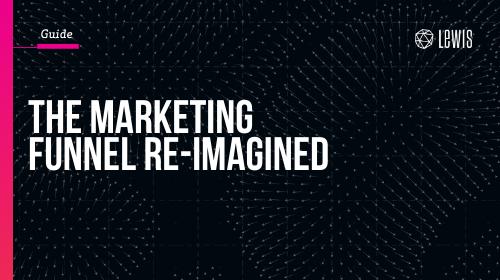 Guida LEWIS | Il Marketing Funnel ri-pensato