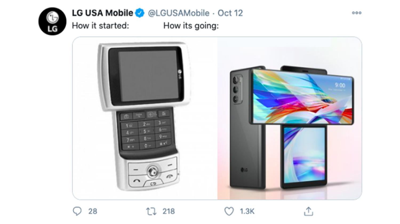 Trend 2021: Social Media -LG