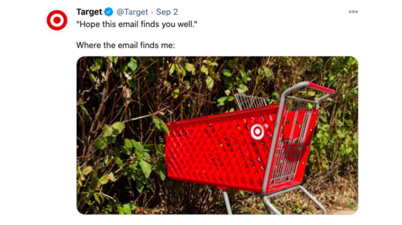 Trend 2021: Social Media - target