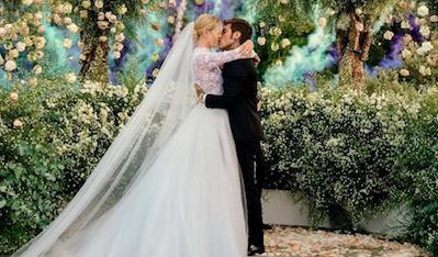 Move over Meghan en Harry, dit was de echte bruiloft van het jaar