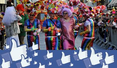 Viral gaan door het algoritme van Facebook voor de gek te houden