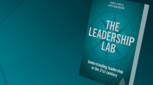 The Leadership LAB is Leadership & Business Book of the Year
