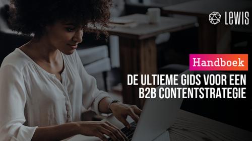 Download het Handboek: B2B contentstrategie
