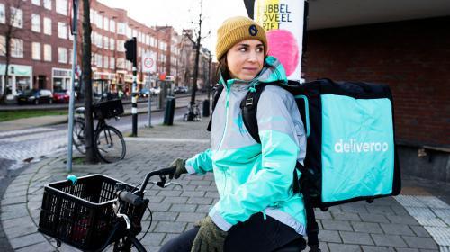 LEWIS Amsterdam voegt Deliveroo aan portfolio toe