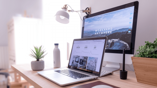 Home sweet home office: zo bewaak je een goede werk-privébalans