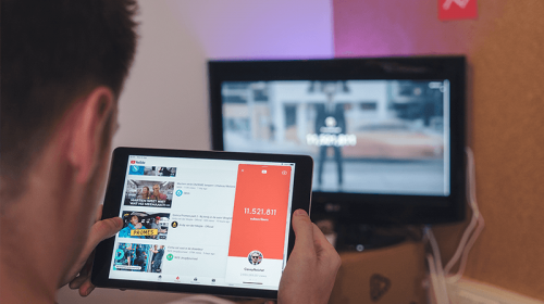 YouTube: broadcast yourself… and everything else