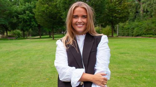Laura Steenmetz start als Senior Account Executive
