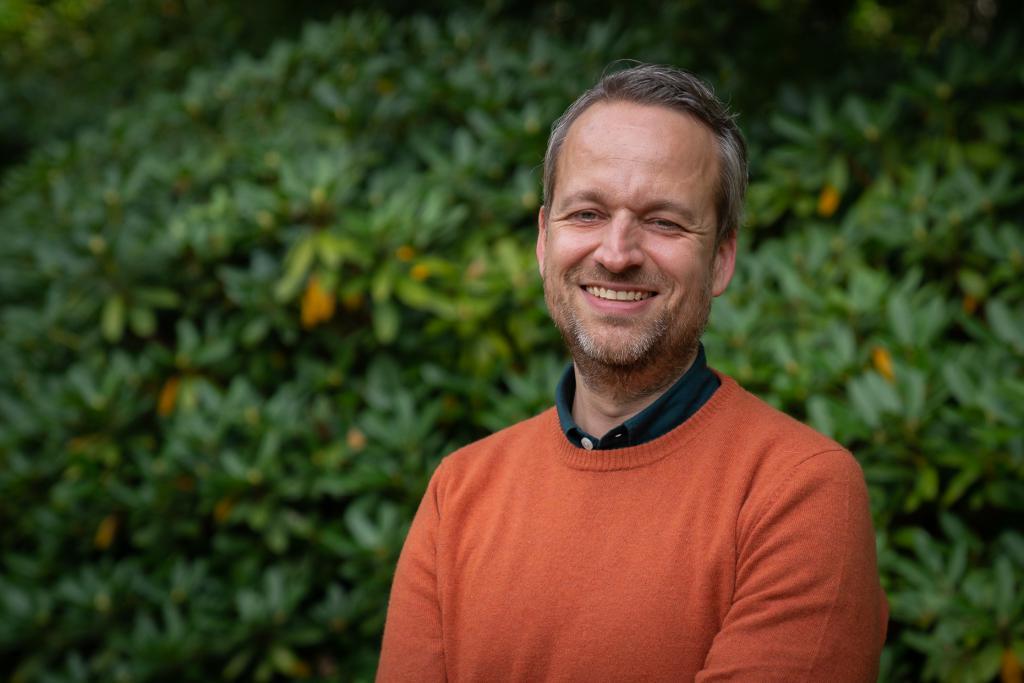 Content strateeg Richard van Welie
