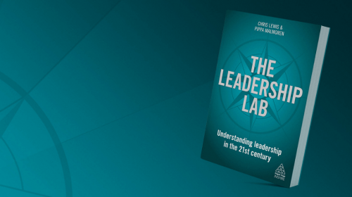 Novo livro The Leadership Lab vai orientar líderes na navegação pelos desafios globais