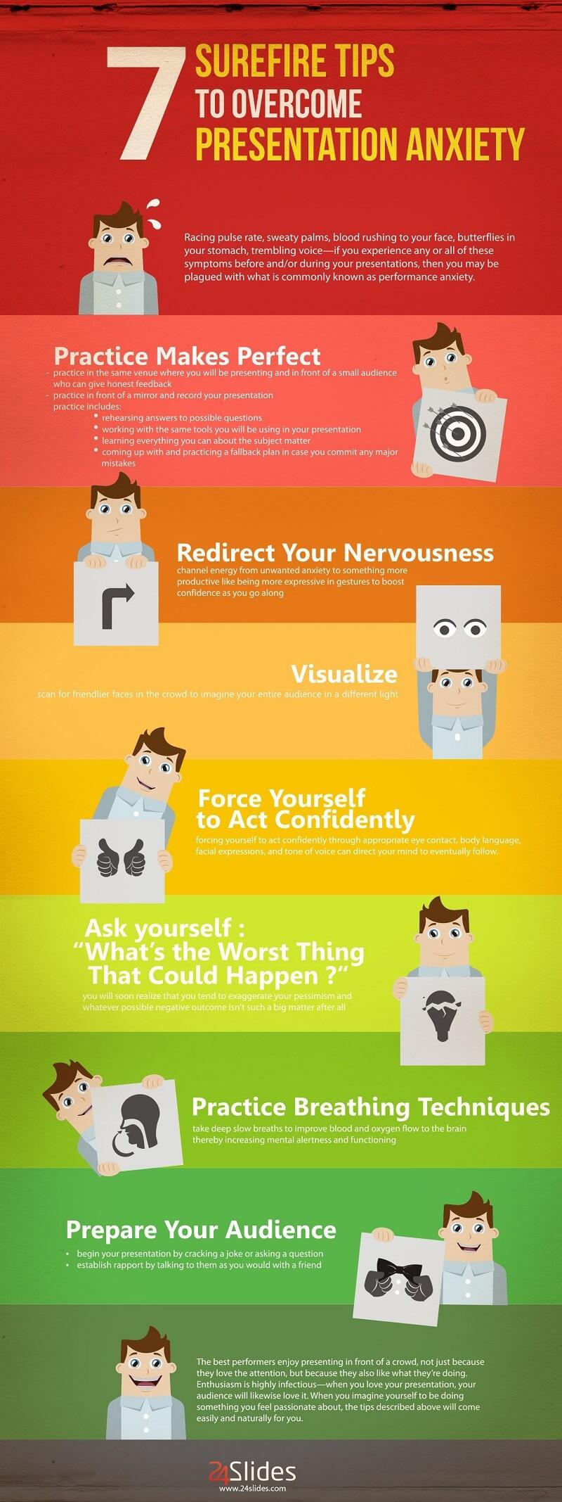 7 dicas para falar em público